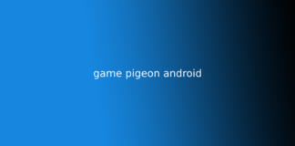 game pigeon android