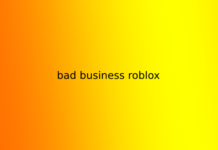 bad business roblox