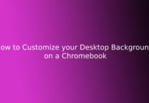 How to Customize your Desktop Background on a Chromebook