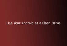 Use Your Android as a Flash Drive