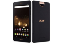 Acer Iconia Talk S Specifications