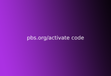 pbs.org/activate code